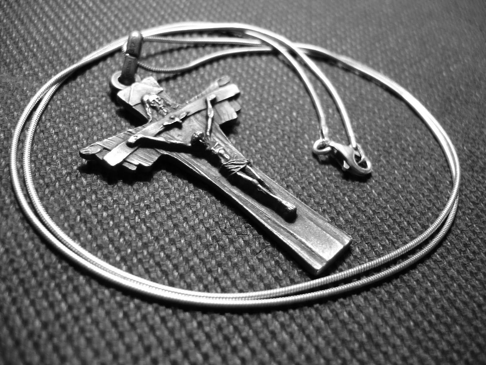 My Christ Necklace