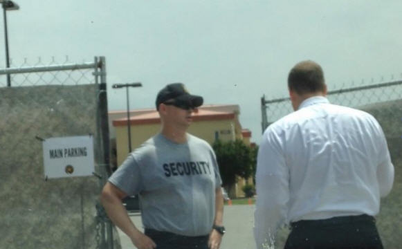Bridenstine Turned Away at HHS Facility