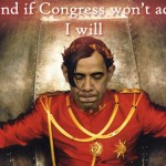 Obama Imperial Congress Won't Act
