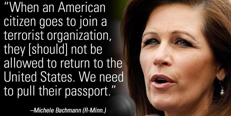 Bachmann Pull Their Passport
