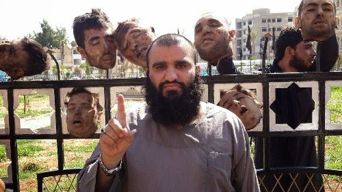 ISIS - Beheaded by ISIS