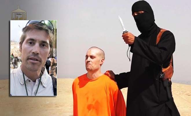 James Foley Beheading by ISIS