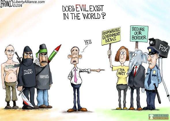 Obama Real Threat
