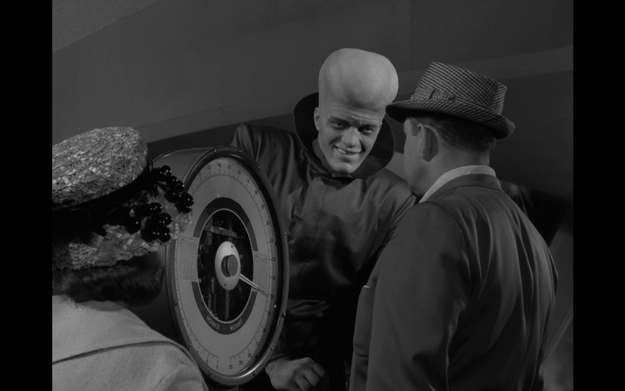 Twilight Zone - To Serve Man