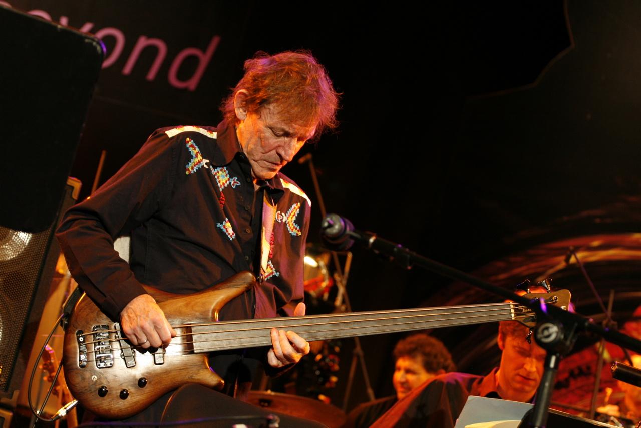 Jack Bruce Fretless Warwick Bass