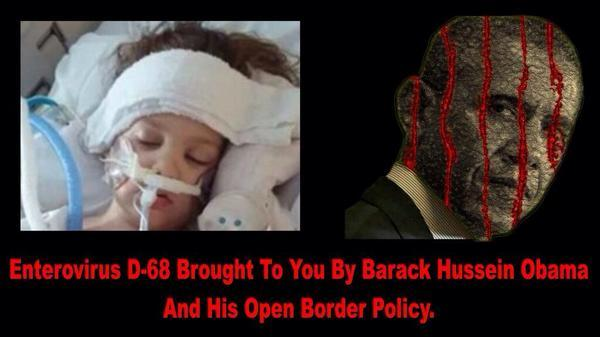 Obama Border Policy Diseases