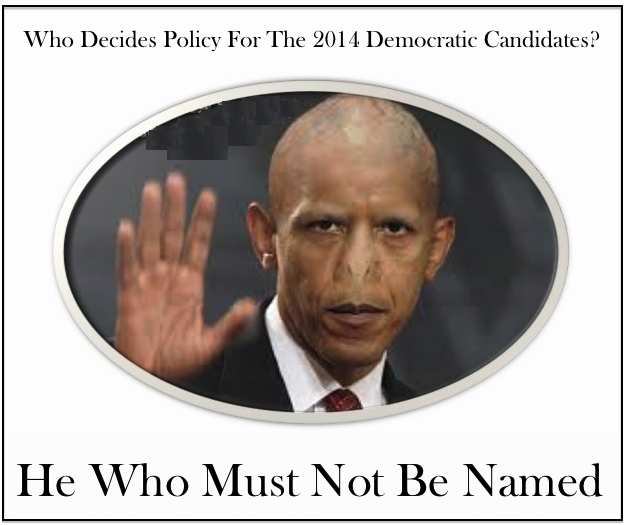 Obama Must Not Be Named