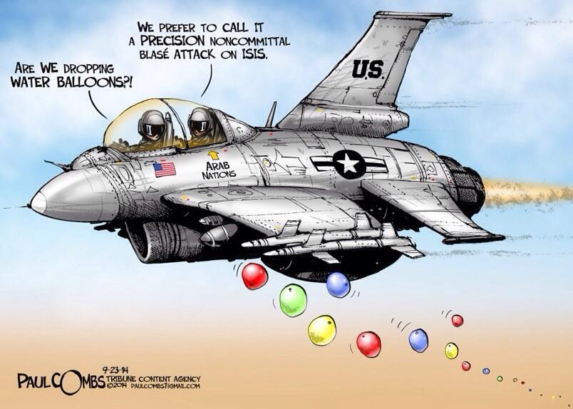 Obama Response to ISIS