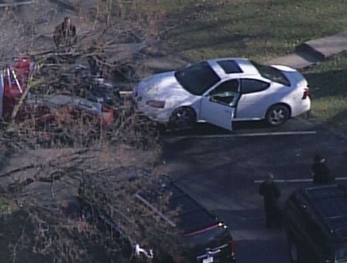 Ferguson Body Found In Car