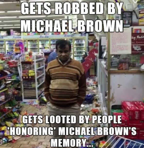 Ferguson - Victimized TWICE