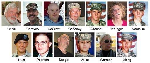 Fort Hood Victims, Five Years Later