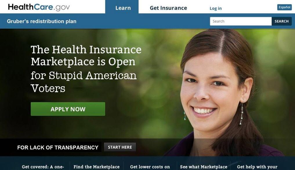 HealthCare.gov Graphic