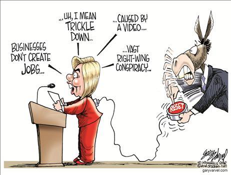 Hillary Clinton Goofs