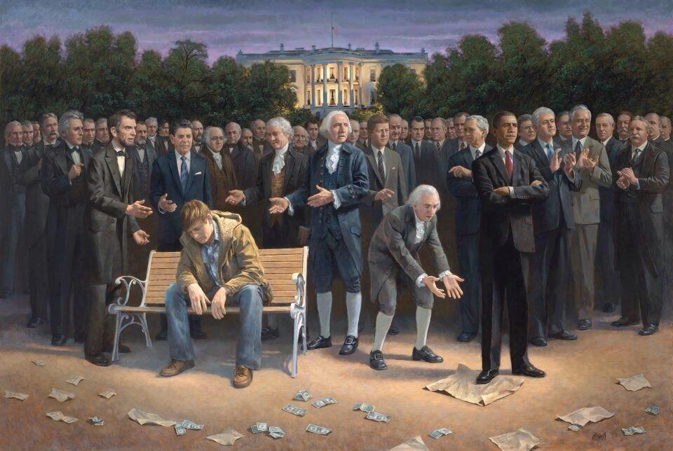 Obama Ignoring the Past