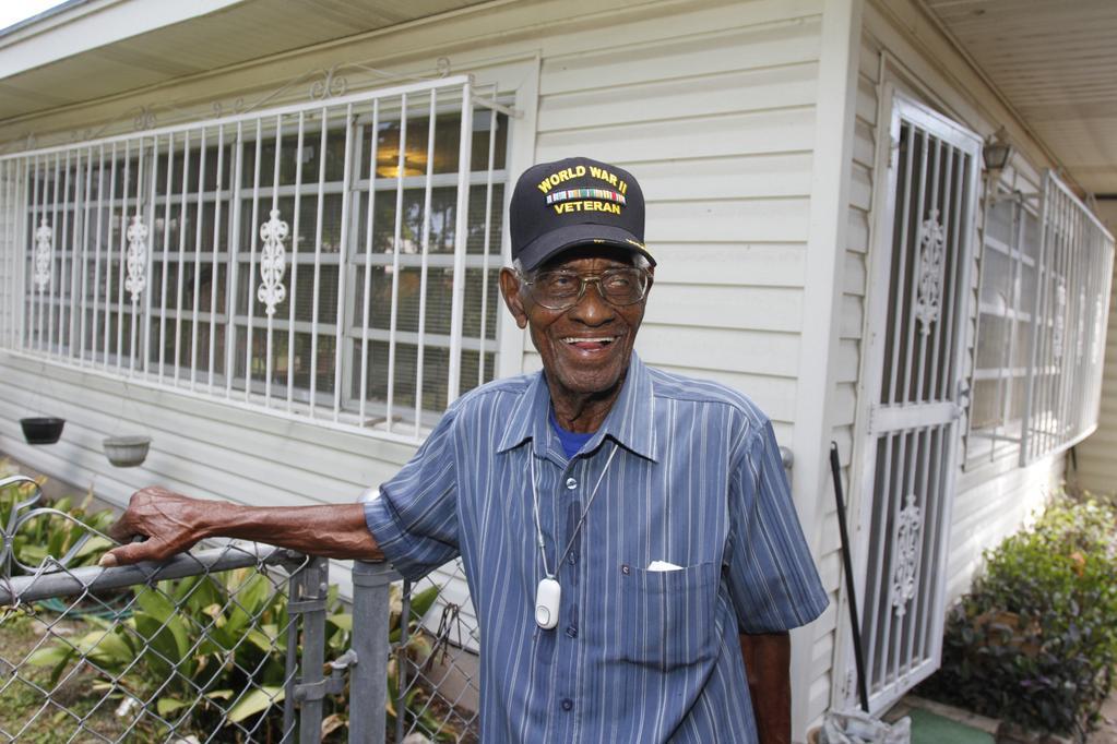 Oldest Living Veteran