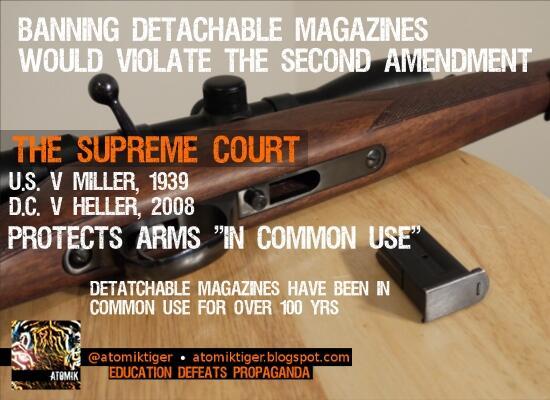 Second Amendment Magazines