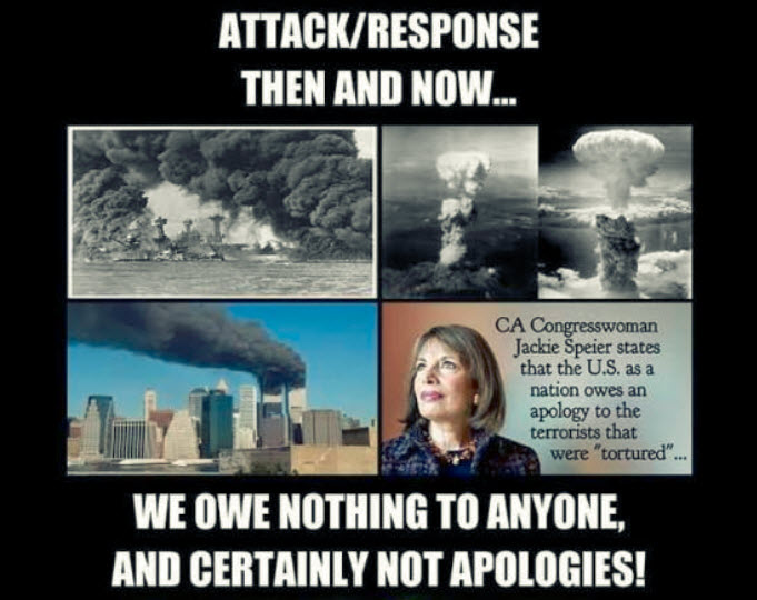 Attack & Response, Then and Now