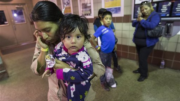 Illegal Immigrant Children