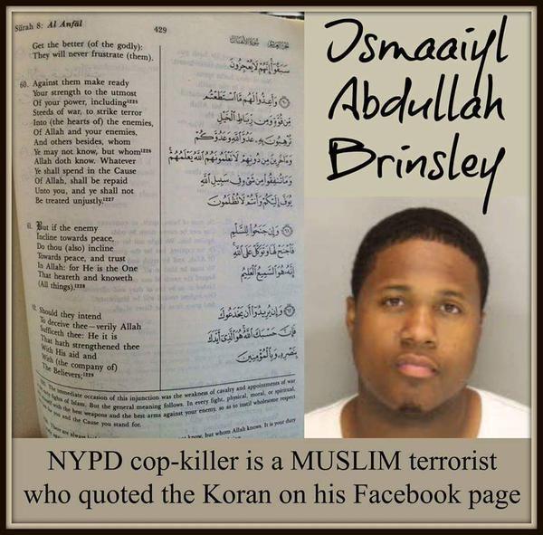 NYPD Cop Killer