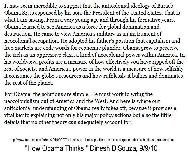 Obama Philosophy