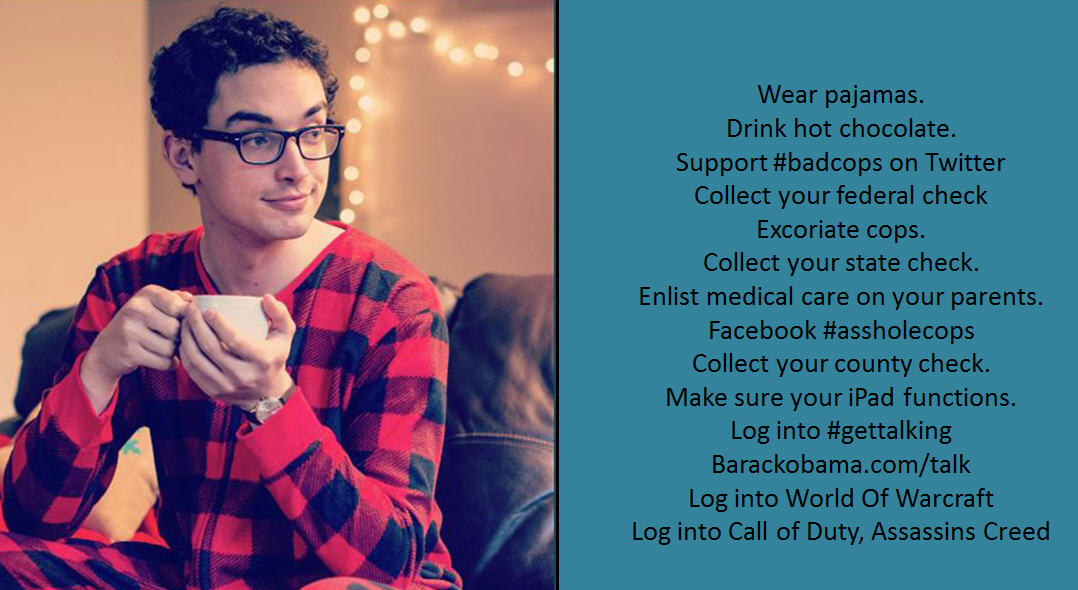 Pajama Boy Revealed