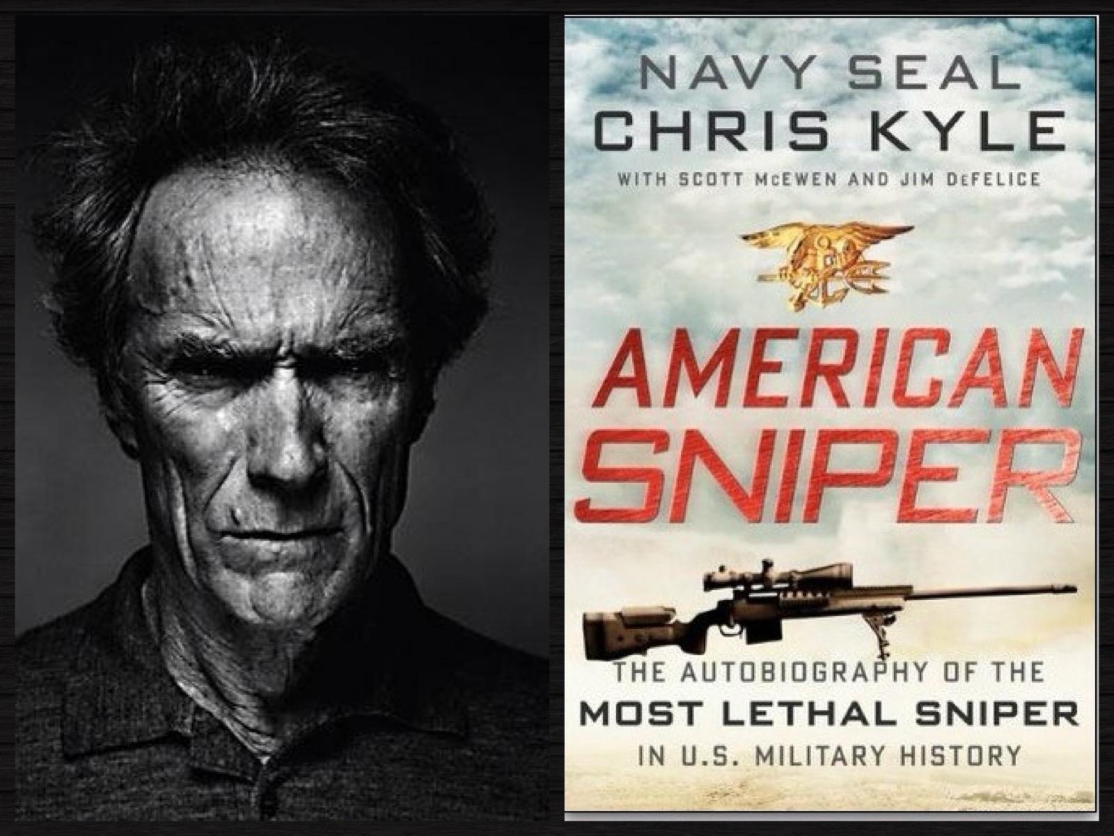 American Sniper Visage