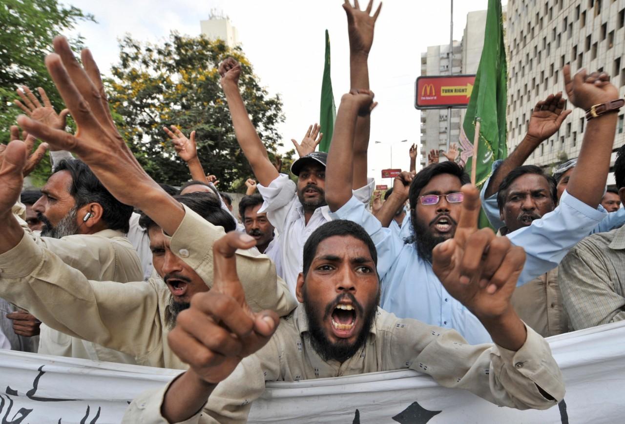 Crazy-Ass Muslims