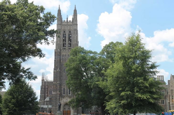 duke muslim Duke university has reversed a decision to allow the muslim call to prayer to be broadcast from the school's iconic bell tower after unspecified threats.