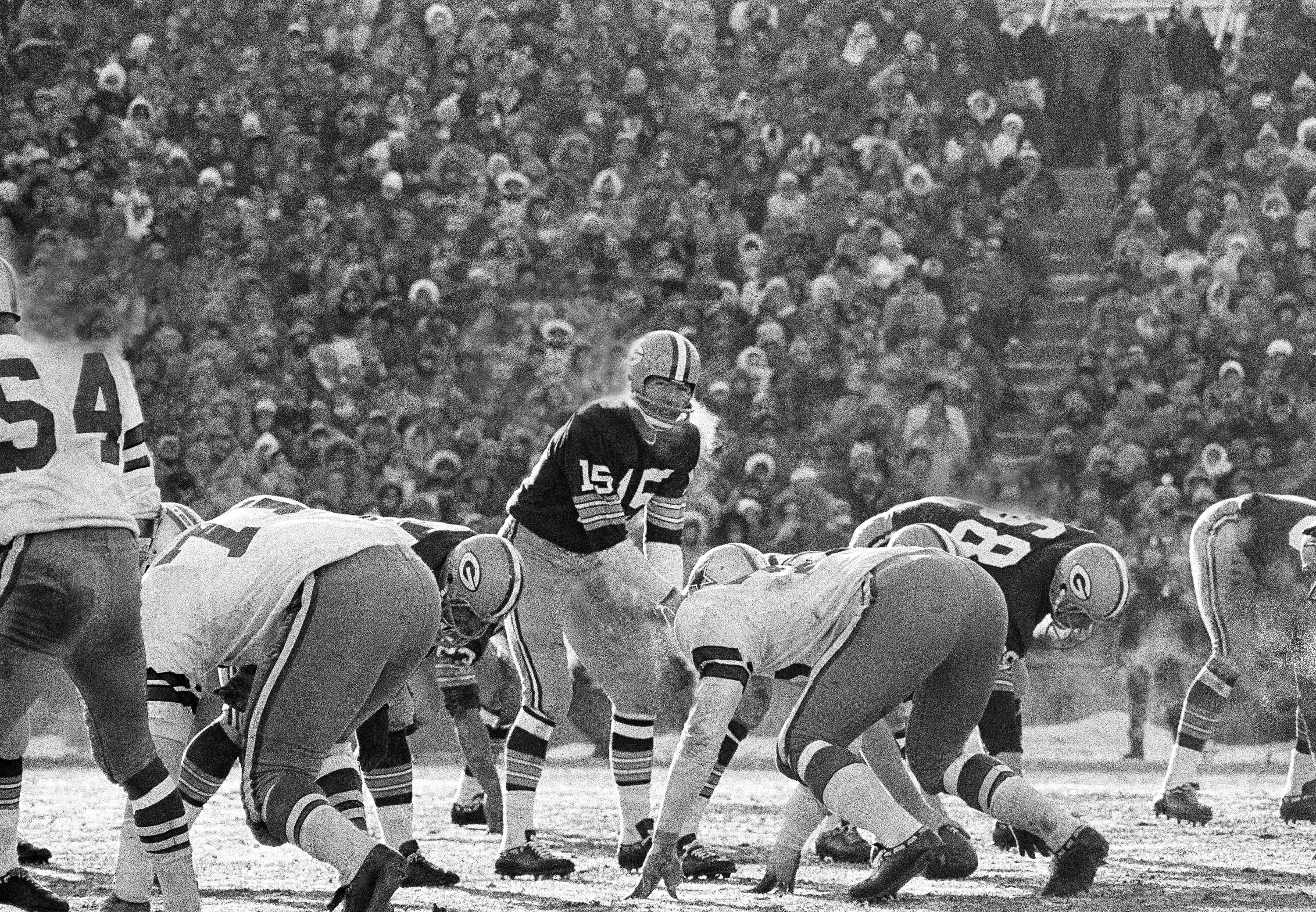 Packers vs Cowboys 1967