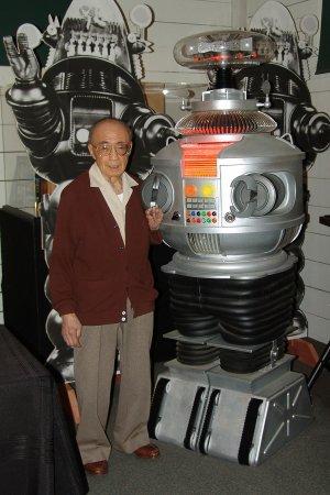 Robert Kinoshita LOST IN SPACE