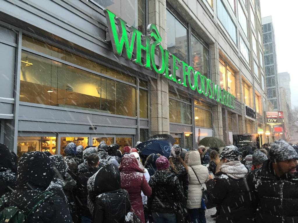 Whole Food NYC