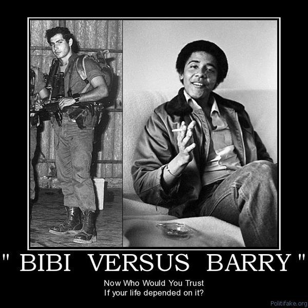 Bibi vs Barry