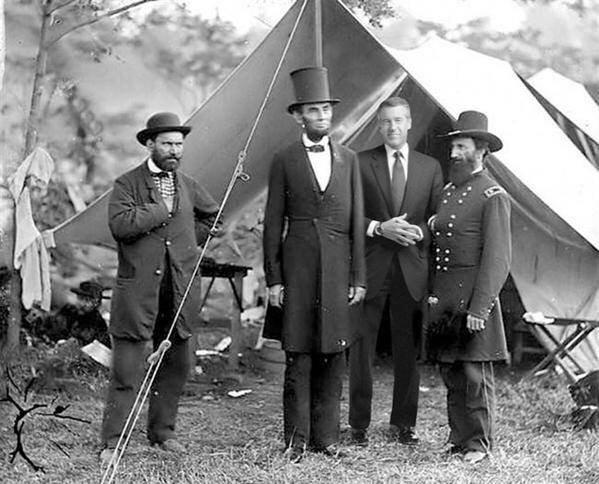 Brian Williams Knew Lincoln