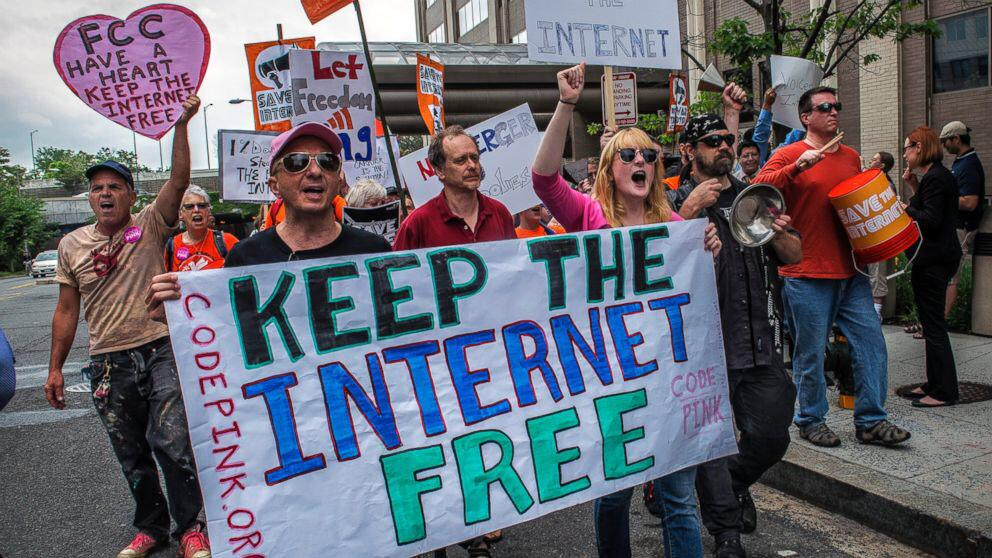 Internet - Keep It Free