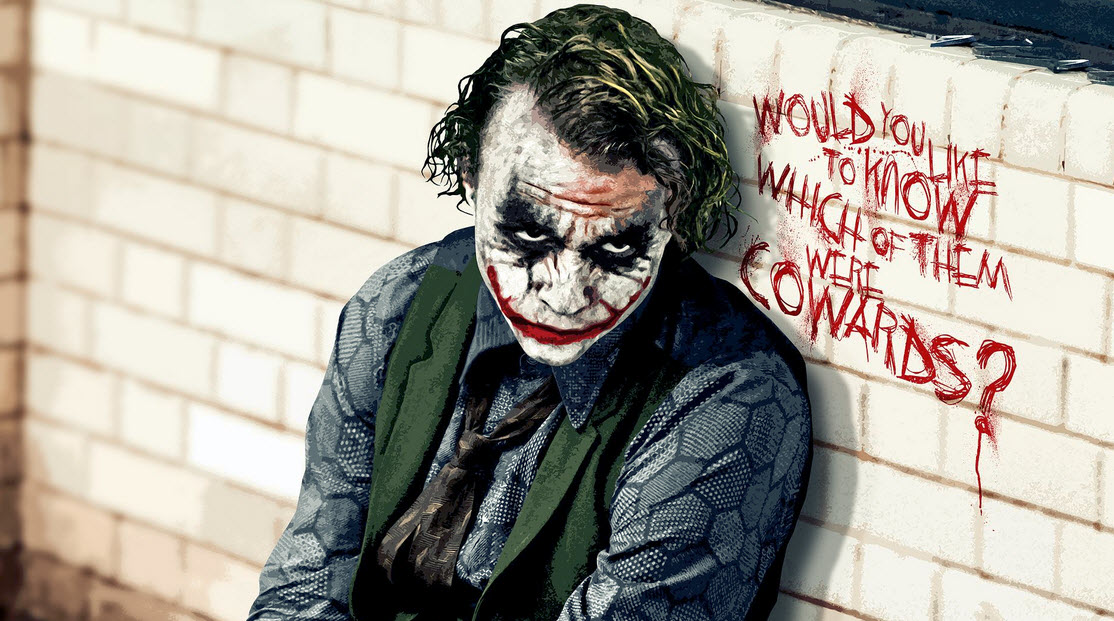 Joker - Which Were Cowards