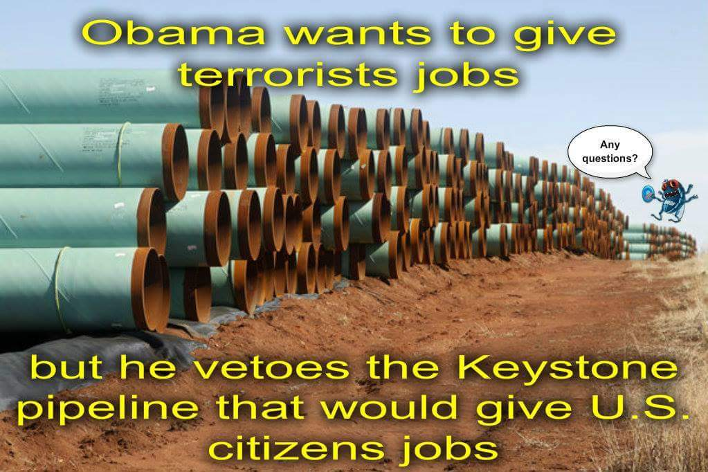 Keystone XL Graphic