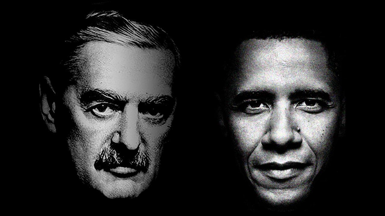 Chamberlain Obama