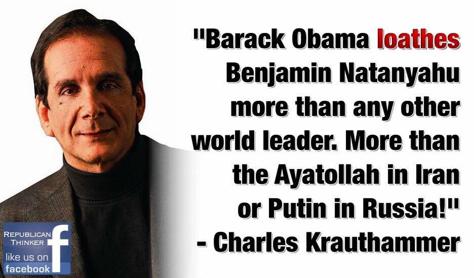 Krauthammer Quote Obama