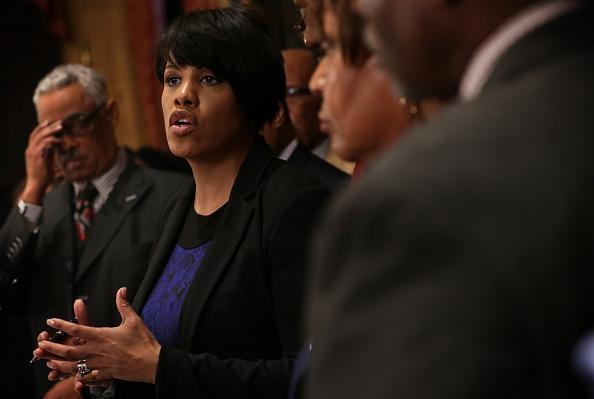Baltimore Mayor Hyphenate