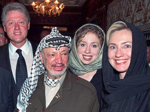 Clintons Subsumed For Islam