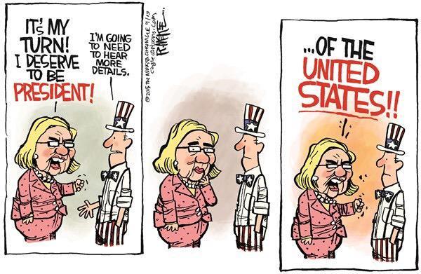 Hillary HER TURN