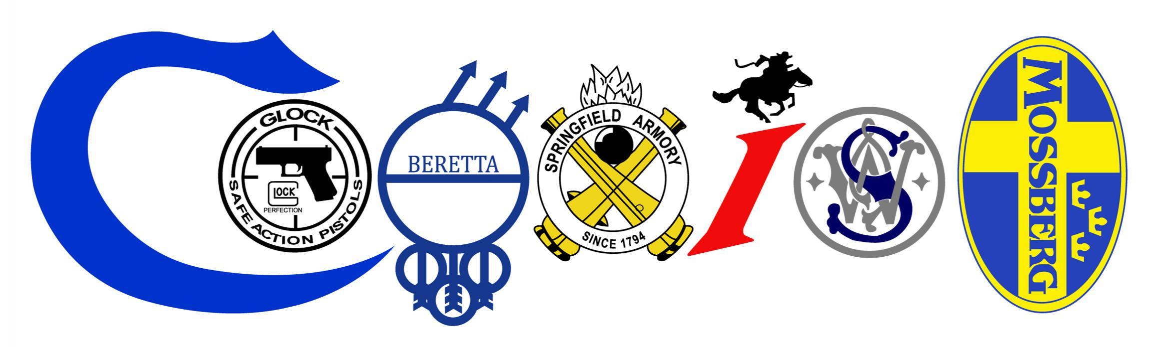 Coexist-Gun-Logo