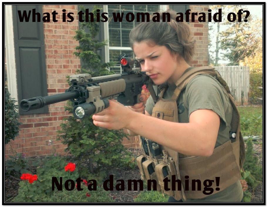 Firearms & Women