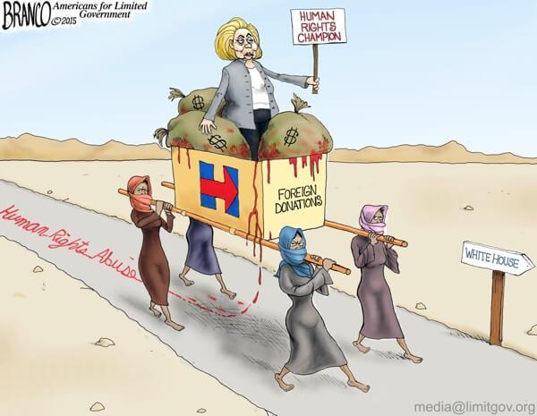 Hillary Donations