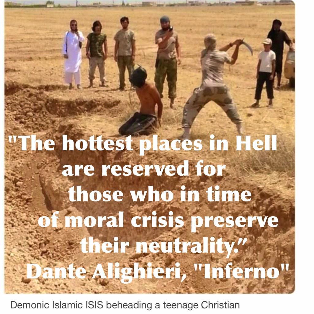 Islam -- Inferno