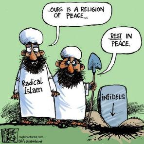 Islam -- Rest In Peace