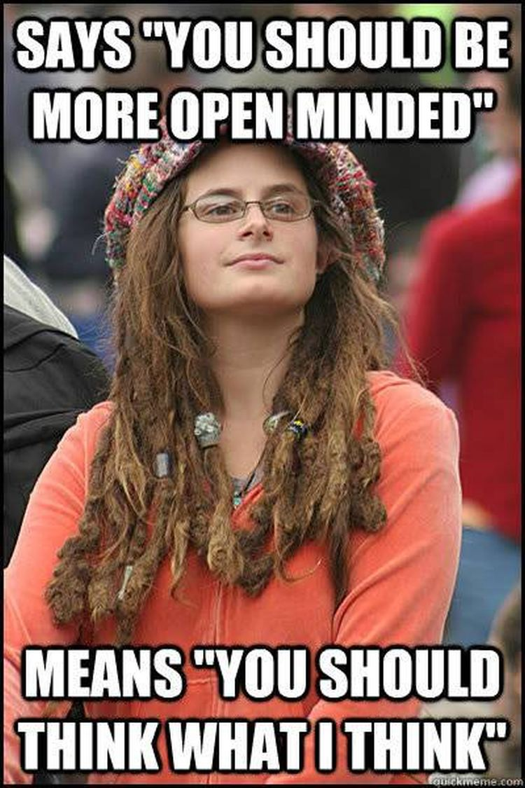 Leftist Thinking In Dreads