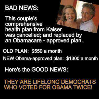 Demorats Voted For Obama