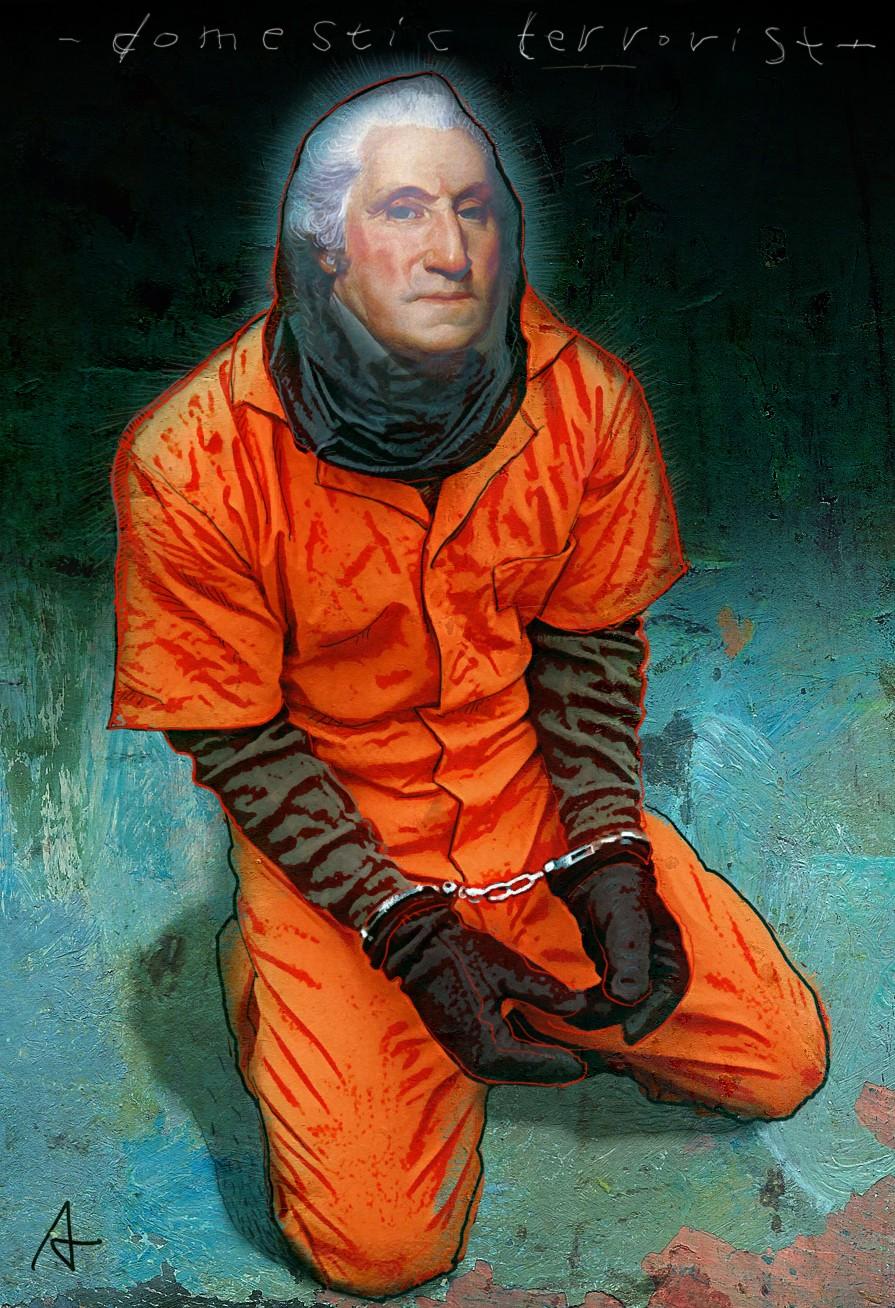George Washington Domestic Terrorist
