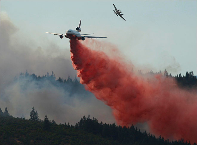 KC-10 FIRE TANKER 1